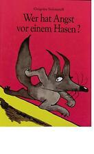 Gregoire Solotareff - Wer hat Angst vor einem Hasen ? - 1994