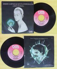LP 45 7'' JIMMY GOINGS & SANTA ESMERALDA Green talisman Fortune no cd mc dvd vhs