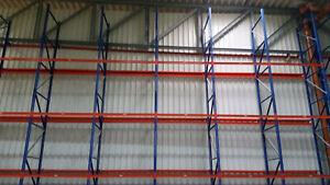Schwerlast Palettenregale -2000kg pro Palette