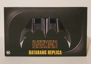 NECA Batman (1989) Movie Batarang Replica w/ Stand (Michael Keaton) Exclusive