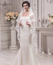 New Wedding Veil ''Carol'', made in Europe