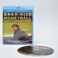 Moneyball Blu-Ray + DVD - (118) - Bilingual - GUARANTEED