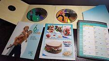 Slim in 6 by Beachbody 2 dvds, nutrition guide, diet plan, calendar - ships FREE