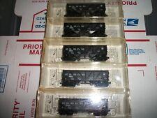 N Scale B&O Hopper 5 Pack