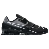 Nike Romaleos 4 Black/White Lifting Powerlifting Workout 2020 All New