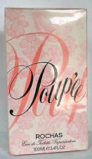 Poupee by Rochas Eau De Toilette Spray 3.4 oz Brand New in Sealed box