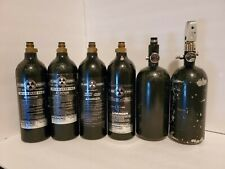 Co2 + compressed air Paintball Tanks 3000psi