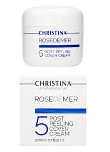 Christina Rose De Mer Post Peeling Cover Cream 20ml 0.7fl.oz (Step 5)