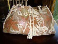 Gorgeous Claudia Firenze Italian handbag - medium size