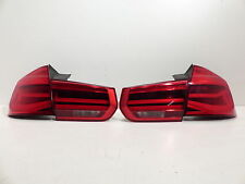 BMW GENUINE 3 SERIES F30 LCI REAR LIGHTS TAIL LIGHTS COMPLETE SET OF 4