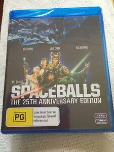 Spaceballs - MEL BROOKS/BILL PULLMAN/RICK MORANIS - Blu-RayB - New - 0STD POST