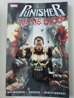 PUNISHER: IN THE BLOOD TPB 2011 MARVEL COMICS RICK REMENDER! BRAND NEW UNREAD