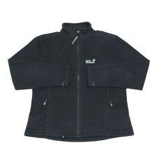 JACK WOLFSKIN Polartec Classic Fleece Jacket | Large | Hiking Walking Full Zip