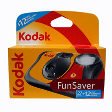 Kodak FunSaver Single Use Disposable Camera with 39 Exposures
