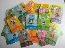 Animal Crossing Series 2 Official Amiibo Cards