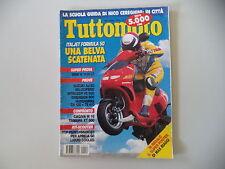 TUTTOMOTO 11/1994 YAMAHA XT 600 E/XJ 900/BMW K 1100 LT/CAGIVA W 16/SUZUKI VS 600