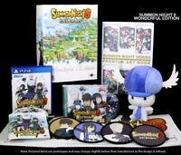 Summon Night 6: Lost Borders Wonderful Edition PlayStation 4, PS4 Brand New