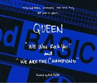 CD  Queen –  We Will Rock You / We Are The Champions – HB-665 Usa 1991