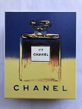 Andy Warhol Chanel N5 No 5 Perfume Body Mist Soap Gift Set 1997 BRAND NEW 511038