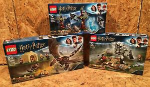LEGO® HARRY POTTER Sets 75945 75946 75965 jeweils in ungeöffneter OVP
