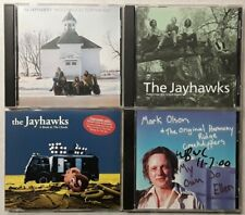THE JAYHAWKS Hollywood Town Hall A BREAK IN THE CLOUDS green grass MARK OLSON CD