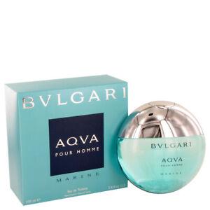 Bvlgari Aqua Marine by Bvlgari 3.4 oz EDT Cologne Spray for Men New in Box