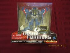 Transformers Masterpiece THUNDERCRACKER Hasbro Toys R Us Exclusive Sealed