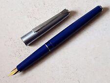 Stylo plume vulpen fountain pen fullhalter penna PELIKAN SILVEXA nib writing 鋼筆