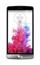 LG G3 Beat - 8GB - Metallic Black Smartphone with Six Months Seller Warranty