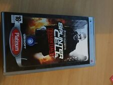Tom Clancy's Splinter Cell Essentials (Sony PSP, 2006)