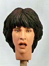1:6 Custom Head of Keanu Reeve as Ted Logan V2 from Bill and Ted's Excellant Adv