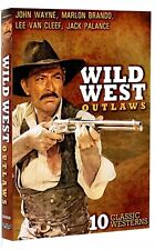 *NEW* Wild West Outlaws (DVD, 2009, Dual Sided) **DISC ONLY**