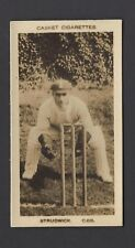 More details for pattreiouex (early) - famous cricketers (plain) - #c68 strudwick
