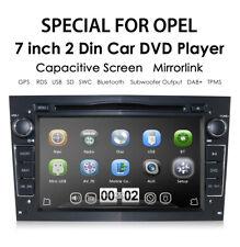 "7"" 2Din Car Radio DVD Player GPS For Opel HOLDEN Astra Corsa Combo Vectra Zafira"