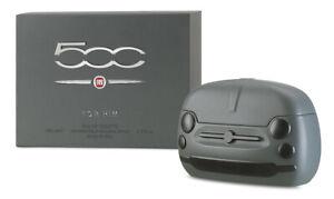 Fiat 500 For Him Eau de Toilette 100ml Edt Vapo Spray Neu & OVP