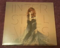 Mylene Farmer Interstellaires CD Edition limitee Numerote calendrier Ukraine neu
