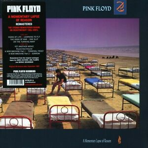 PINK FLOYD -  A MOMENTARY LAPSE OF REASON - VINYL 180g LP RE-MASTER *NEW*