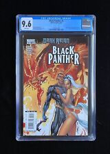 BLACK PANTHER #5 CGC 9.6 (8/09) 1ST APP SHURI AS BLACK PANTHER JS CAMPBELL COVER
