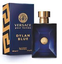 NEW - Versace DYLAN BLUE 3.4 oz / 100 ml Eau De Toilette EDT SEALED