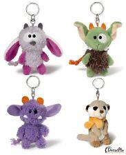 NICI Schlüsselanhänger kleine Monster & Erdmännchen NEU (Geschenk Plüschtier)