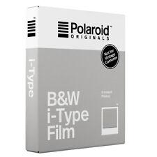 Polaroid Instant I-Type BLACK & WHITE Film Dated 01/2020