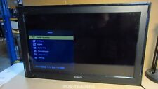 """Sony KDL-32S5600 32"""" BRAVIA LCD TV widescreen 1080p HDTV SCRATCHES ON SCREEN"""