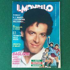Rivista IL MONELLO n.3 1987 (ITA) CLAUDIO BAGLIONI DIEGO MARADONA DEBRA FEUER
