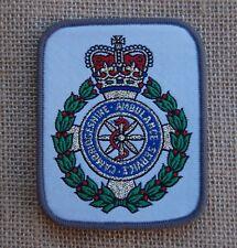 Patch/Cloth Badge - Cambridgeshire Ambulance Service Souvenir  Retro