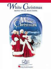 White Christmas Sheet Music Movie Vocal Selections Piano Vocal Guitar 000313165