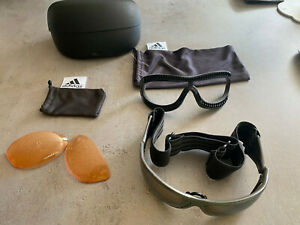 Adidas Climacool a136 Sonnenbrille Farbe: 6052 Laufen, Rad, Ski, ...