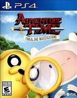 Adventure Time Finn and Jake Investigations PS4  PlayStation 4 Brand New Sealed