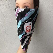 Burton Face Mask Scarf snowboard biker bandana  Blue