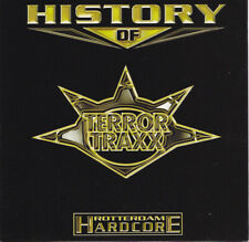 HISTORY OF ROTTERDAM HARDCORE Terror Traxx NED Press TT CD2 CD