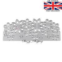 pretty daisy flower border edge metal cutting die cutter UK Seller Fast Post